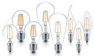 Đèn LED Bulb Philips - Decor Classic Serie